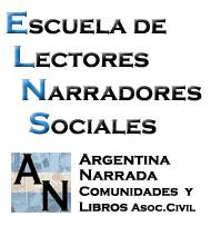 Escuela de Lectores Narradores Sociales